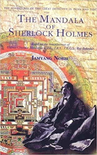 THE MANDALA OF SHERLOCK HOLMES by Jamyang Norbu