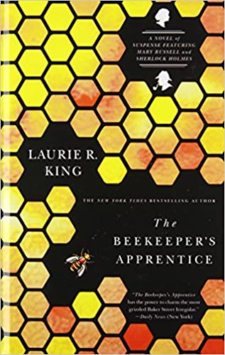 THE BEEKEEPER'S APPRENTICE by LAURIE R.KING