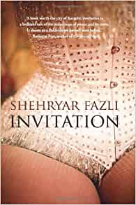 INVITATION by SHEHRYAR FAZLI
