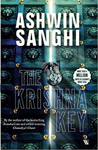 The Krishna Key by Ashwin Sanghi