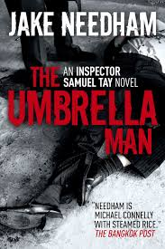 THE UMBRELLA MAN by JAKE NEEDHAM