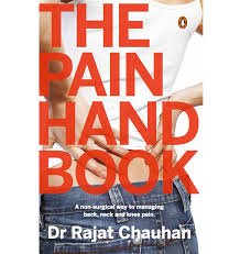 The Pain Handbook by Dr. Rajat Chauhan