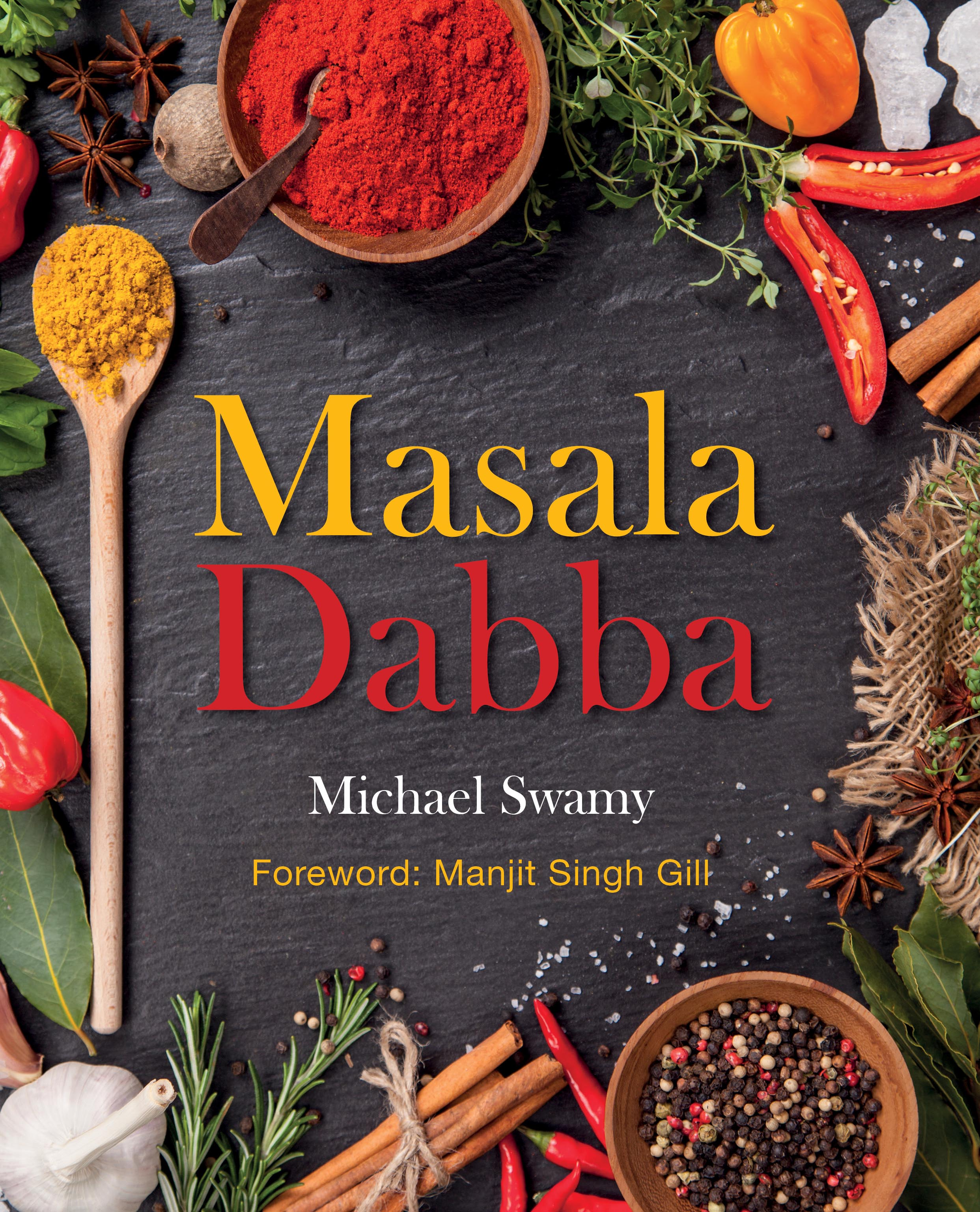 MASALA DABBA by Michael Swamy