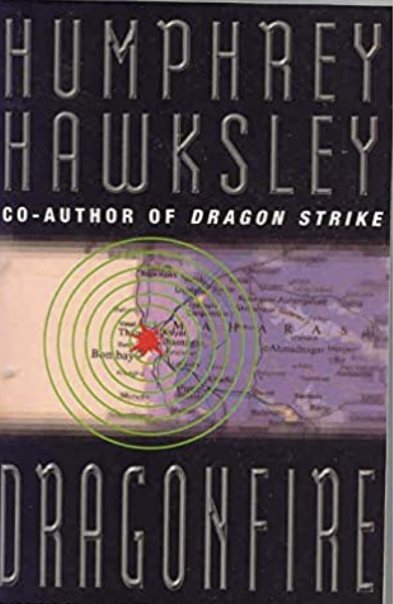 DRAGONFIRE by HUMPHREY HAWKSLEY