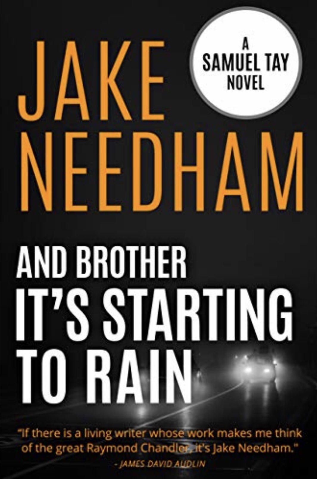 AND BROTHER IT'S STARTING TO RAIN by JAKE NEEDHAM