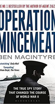 OPERATION MINCEMEAT by BEN MACINTYRE
