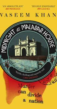 MIDNIGHT AT MALABAR HOUSE by VASEEM KHAN