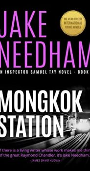 MONGKOK STATION by JAKE NEEDHAM