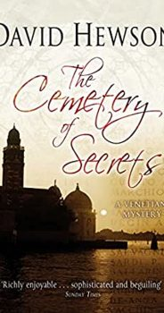 THE CEMETERY OF SECRETS by DAVID HEWSON