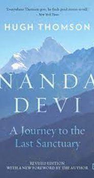 NANDA DEVI by HUGH THOMSON
